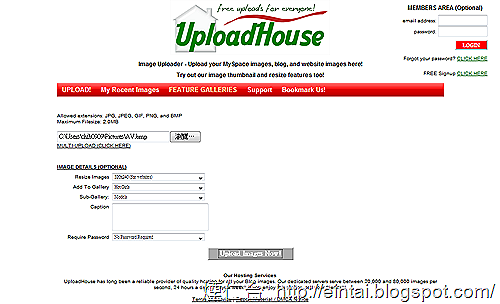 uploadhouse