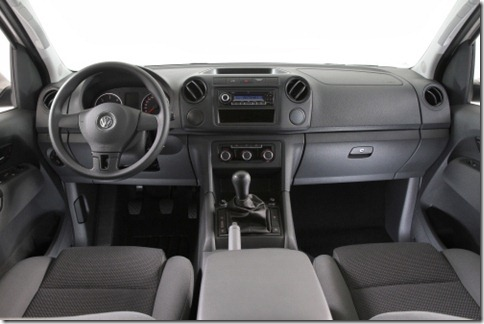 Volkswagen Amarok Trendline (3)