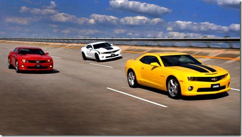 Chevrolet lança o Camaro no Brasil