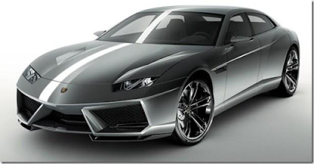 Lamborghini Estoque Concept (2008)