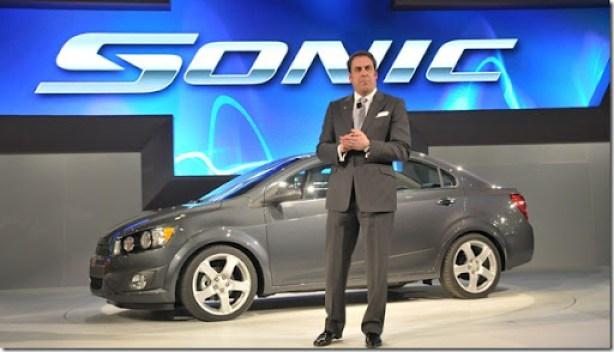 (JAN2011) Detroit, Mich. North American International Auto Show