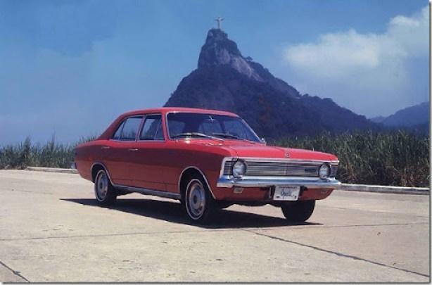1968 Chevrolet Opala