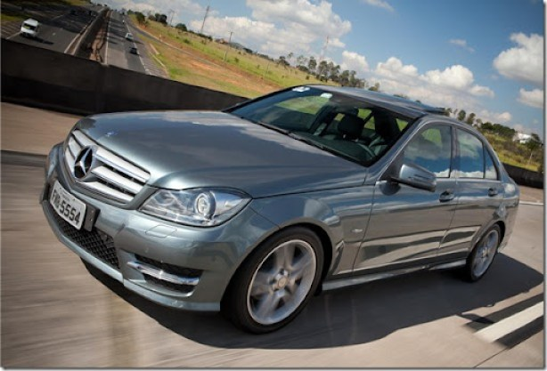 Mercedes-Benz Classe C 2012 (7)