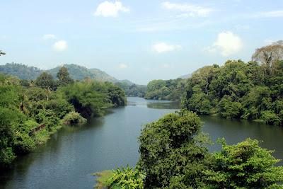 Periyar River, Kerala