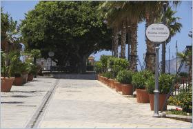 Sizilien - Altavilla Milicia - Blick vom Belvedere