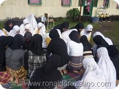 Praktek Fardhu Kifayah Penyelenggaraan Jenazah di SMAN Pintar Kuansing6