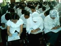 Tes Umum CPNS 2009