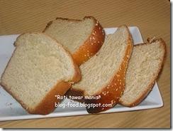 roti tawar manis