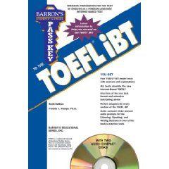 Barron's Pass Key to the TOEFL iBT