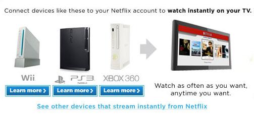 Netflix streamless