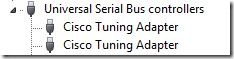 TA in Device Manager