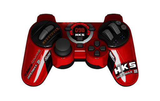 HKS PS3 Controller By Eagle