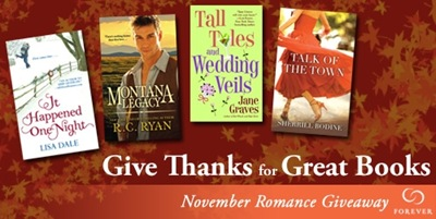 Forever Thanksgiving Giveaway