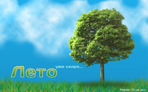 Эстафета «Вспомним лето!»