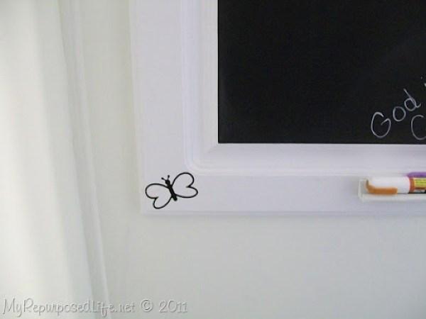 vinyl on repurposed chalkboard (3)