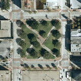 Market Square Park until 2009