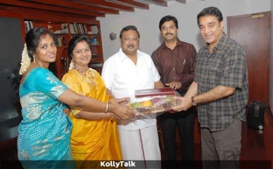 MK Alagiri invites Kamal Haasan