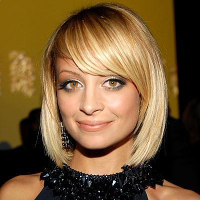 Stylish bob hairstyle 2010