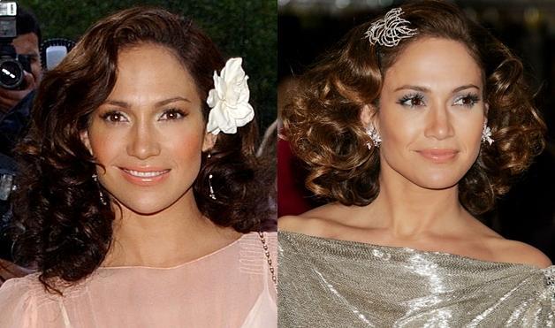Jennifer Lopez's Hair styles