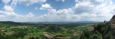 Boracki krs: Vujetinci – Borac – Marino brdo – Vujetinci (20 km)