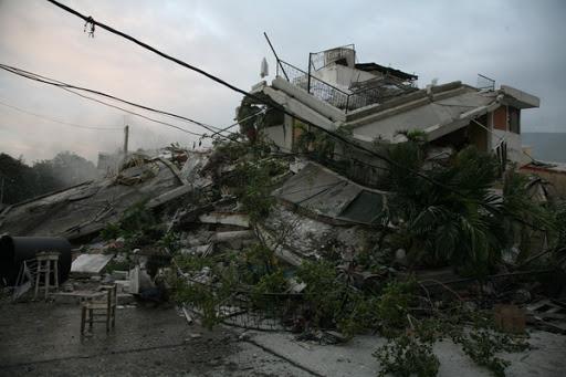 earthquake haiti help terremoto