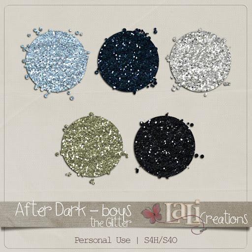 ADB glitter