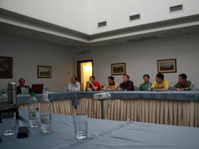 Круглый стол на конференции ISDEF Spring 2010