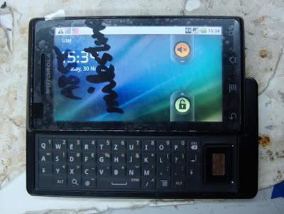 Ремонт Motorola Milestone Киев :)