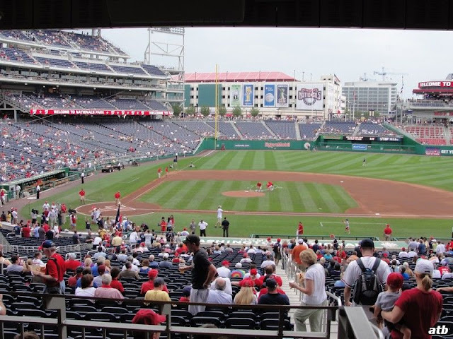 Nationals Park - Click photo for more images of this visit