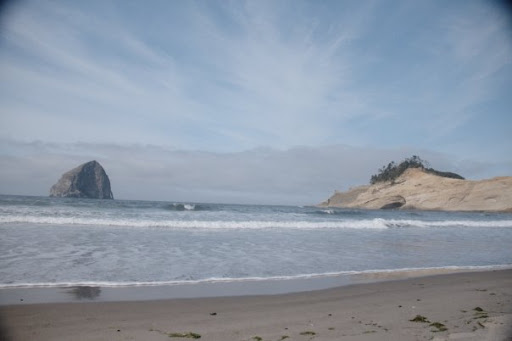 Oregon coast.  Cape Kiwanda.