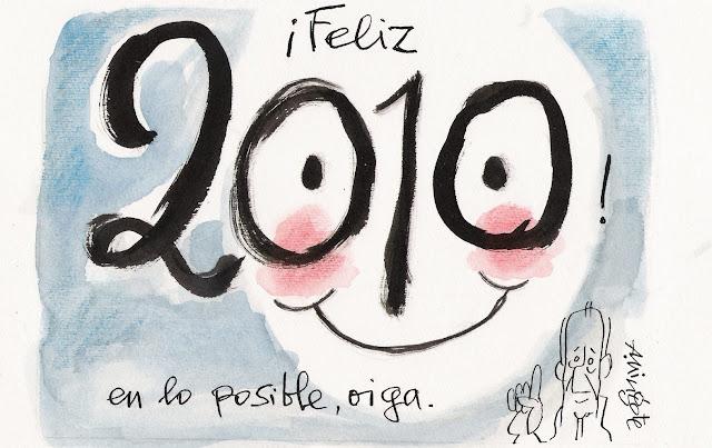 Viñeta 2010 - Mingote - ABC