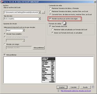 Cómo insertar una tabla de Excel en AutoCAD 4