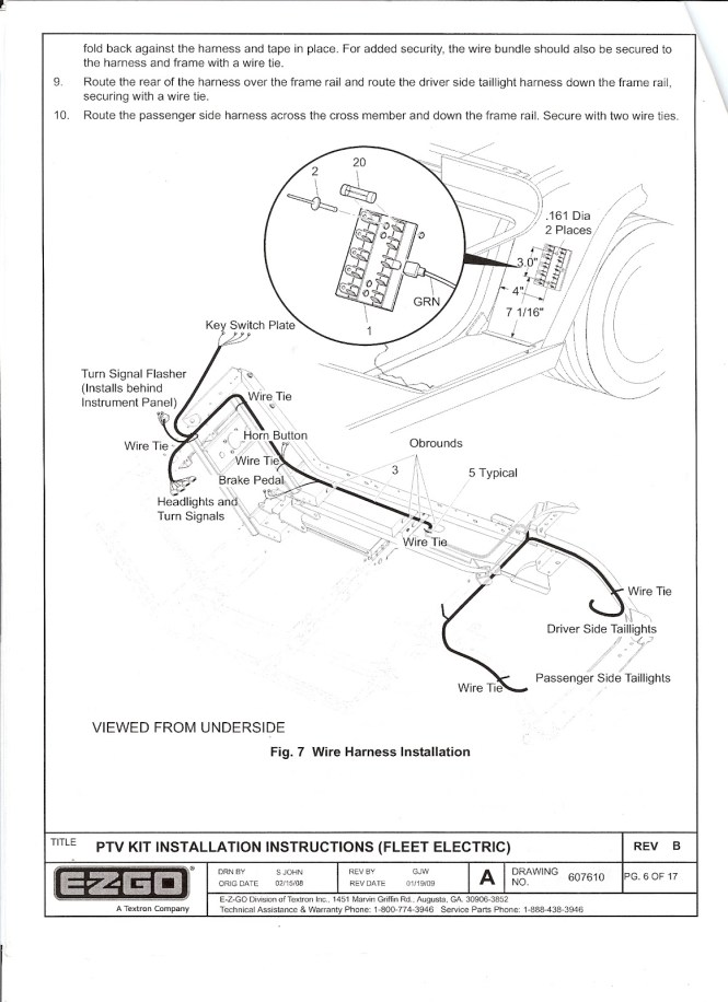 Harley Davidson Golf Cart Wiring Diagram I Love This Utv Stuff