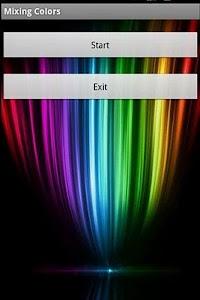 Mixing Colors screenshot 0