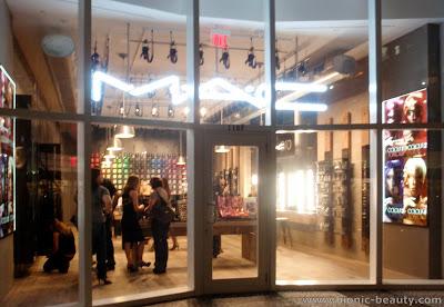 MAC Pro store grand opening in Miami Beach, Florida