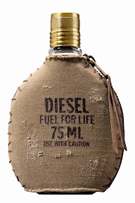 New fragrance from Diesel - Fuel for Life for men