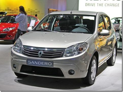 Sandero auto 02