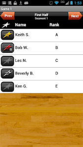 Upward Basketball Coach screenshot 1