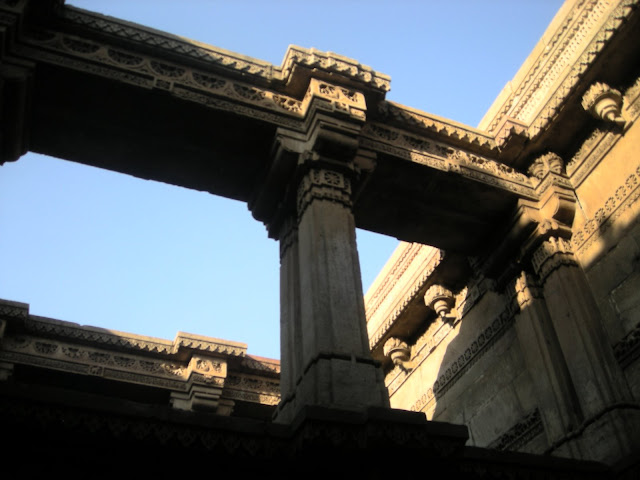 The Architectural Splendor At Adalaj