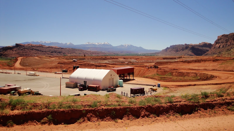 The Moab UMTRA Project in Action