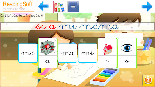 Learn to Read Spanish screenshot 2