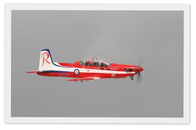 Pilatus PC-9 tucano