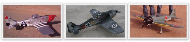 P51 Fockewulf Zero