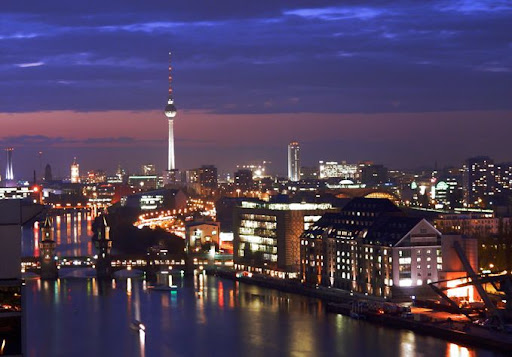 Berlín, tras la caída del muro.