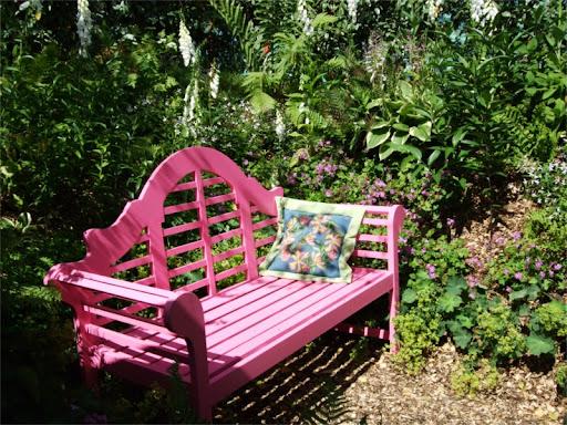 Jack N Jill Garden Seat