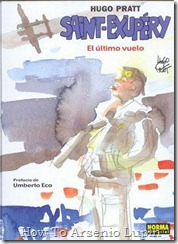 Saint Exupery - El ultimo vuelo