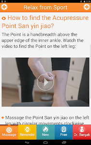 Relax NOW With Acupressure screenshot 11