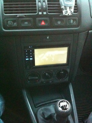 VWVortex  2002 Jetta mkiv aftermarket radio (head unit) installation