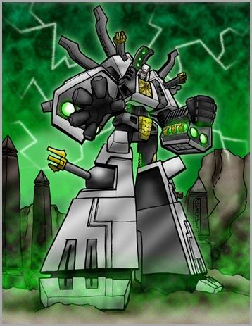 TransformerMonolith