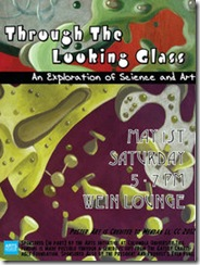Through the Looking-Glass : An Exploration of Science and Art